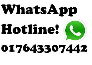 Whatsapp Hotline